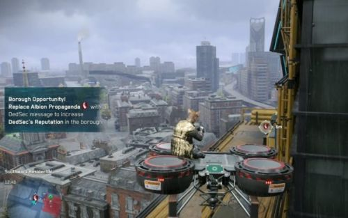 Watch Dogs: Legion Uprising guide - How to turn a Borough Defiant