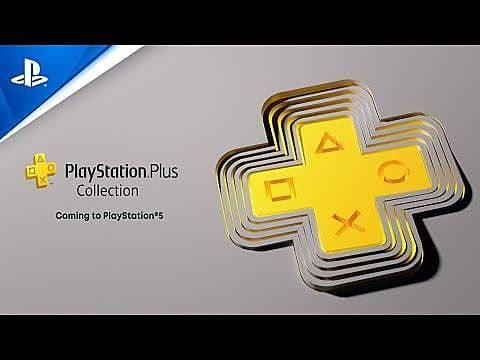 PlayStation Plus Collection Brings PS4 Games to PS5