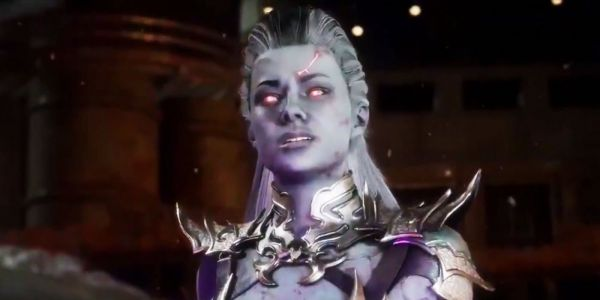 Mortal Kombat 11 Video Shows Sindel and Shao Kahn Interaction