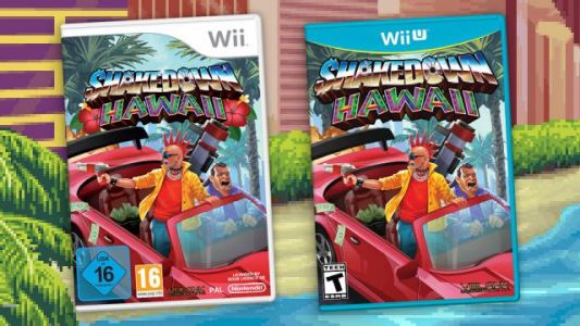 Shakedown: Hawaii Coming to Wii and WiiU