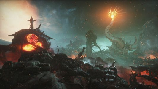 Warframe: Heart of Deimos is a New Infested Open World, Out on August 25th