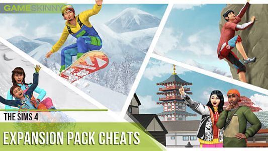 The Sims 4 Cheats for All Expansion Packs