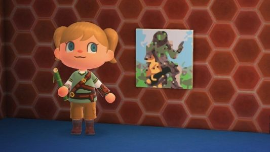 Animal Crossing: New Horizons - The best QR codes for clothes, streets, and posters