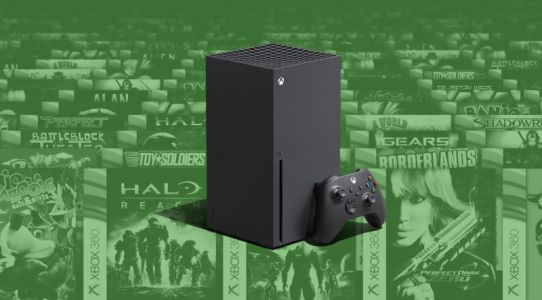 Most Original Xbox, 360, And Xbox One Backwards Compatible Games Confirmed For Series X/S At Launch