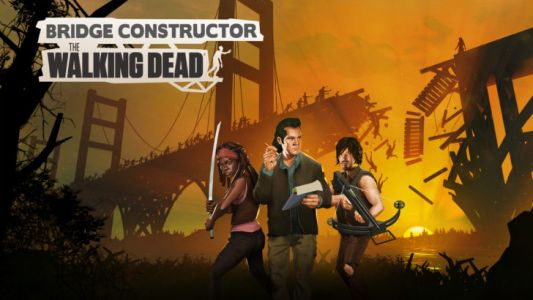 Bridge Constructor: The Walking Dead now available on Android as a premium release