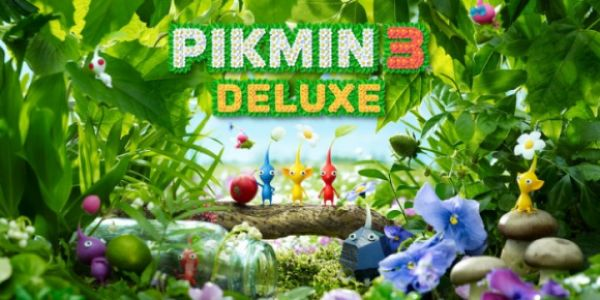 Pikmin 3 Deluxe Arrives In October