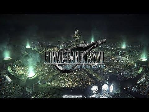 Witness the Rise of Shinra in the Final Fantasy 7 Remake Opening Movie