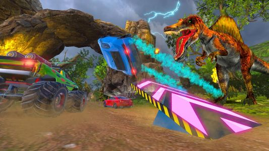 The best Switch racing games - from karting to carnage, there's a race for everyone
