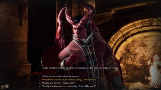 Baldur's Gate 3 isn't just Divinity: Original Sin in a Dungeons & Dragons skin