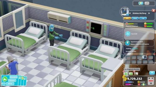 Two Point Hospital: Jumbo Edition Brings Two More DLC Expansions to PS4 in March