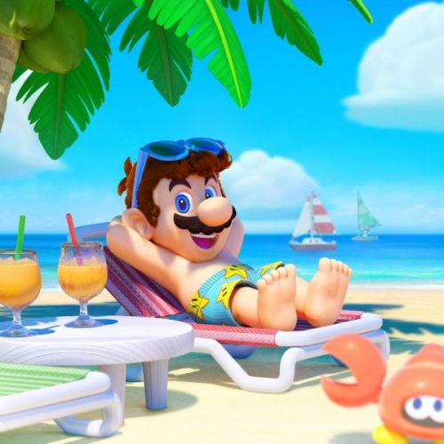 New Image Of Mario In The Summertime Sparks Speculation Frenzy