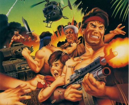 Ikari III: The Rescue is the latest Arcade Archives release