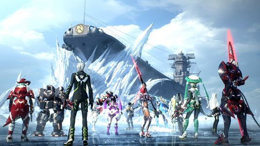 Phantasy Star Online 2 Out Now in Europe, Australia, New Zealand, and More
