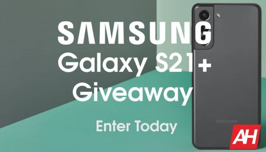 Win A Samsung Galaxy S21+ With Android Headlines - US Giveaway