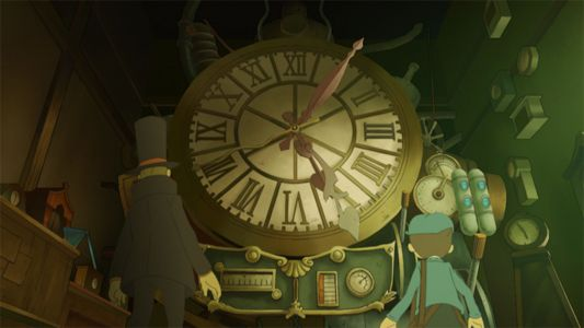Professor Layton and the Lost Future is coming to mobile on July 13