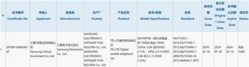 Samsung Galaxy Note10 Will Support 25W Charging: Confirmed