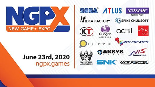 New Game+ Expo Livestream Brings 7 Hours of New Game Reveals