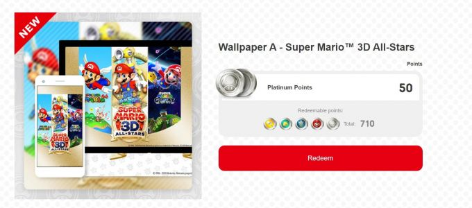 My Nintendo celebrates Super Mario 3D All-Stars with new wallpaper