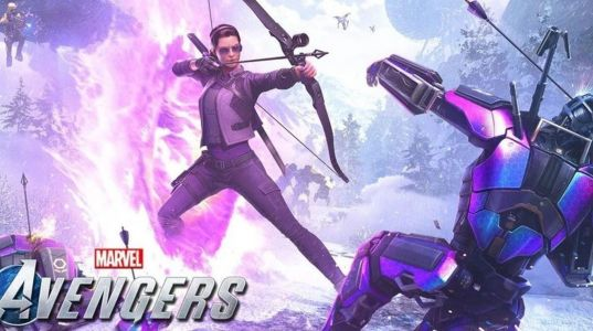 Marvel's Avengers - Kate Bishop Joins as Post-Launch Hero