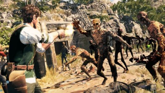 Strange Brigade Available Now on Switch