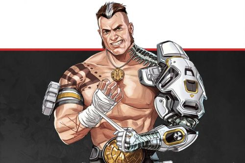 The new Apex Legends character is a big bro that punches people, not the edgy Revenant