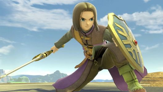 Smash Ultimate's Hero is banned by a major Australian tournament organizer