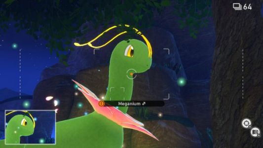 New Pokemon Snap: Park Requests | How to complete Meganium's Pal and more