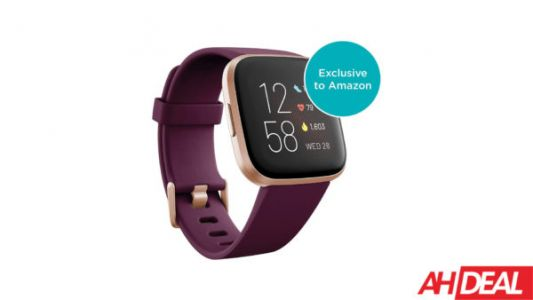 Grab The Fitbit Versa 2 For Just $130 - Amazon Cyber Monday 2019 Deals