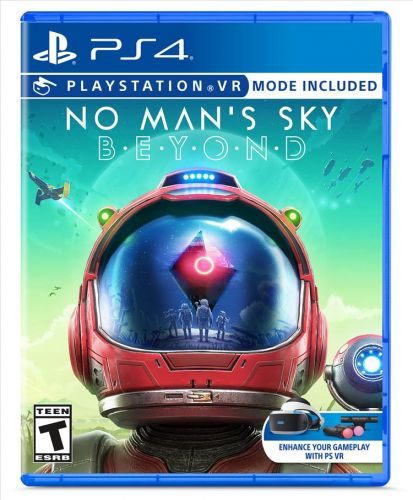 No Man's Sky is getting a physical re-release on PS4