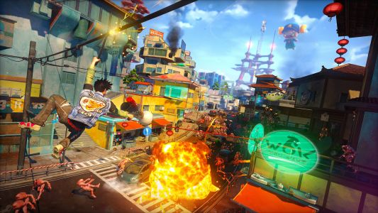 """""""I Would Love to Return to Sunset Overdrive"""" - Insomniac's Marcus Smith"""