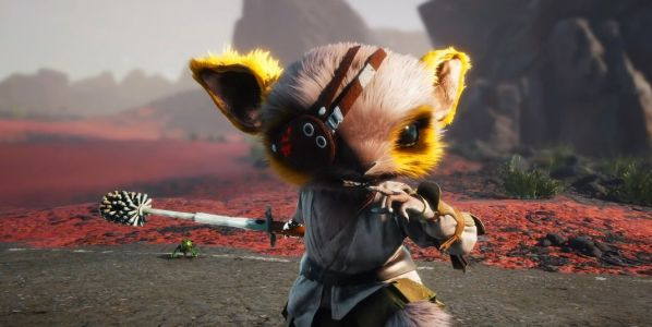Biomutant got in on Star Wars Day with a gorgeous 'May the Furth' trailer