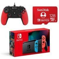 This Nintendo Switch Cyber Monday bundle gives you a controller and a memory card for free