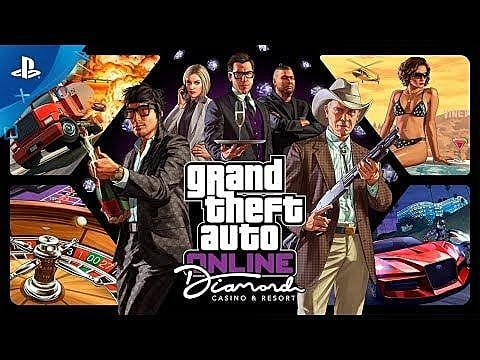 GTA Online's Diamond Casino and Resort Opens Soon With Lots of New Content