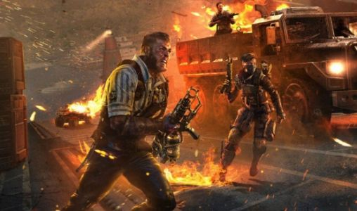 Black Ops 4: First of Four Black Ops Pass Blackout Characters Unveiled