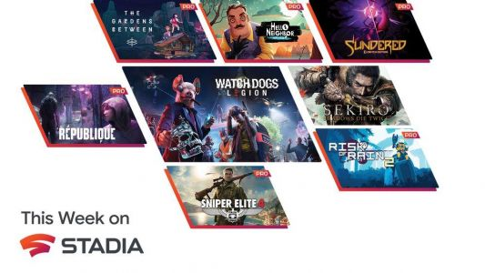 Stadia announces November Pro games, dates for AAA titles