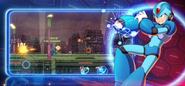 Capcom announces new Mega Man X mobile project, DiVE