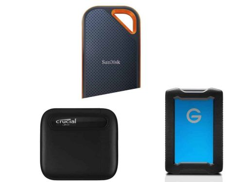 Save Up To 35% On Data Storage Devices From SanDisk, Seagate & More