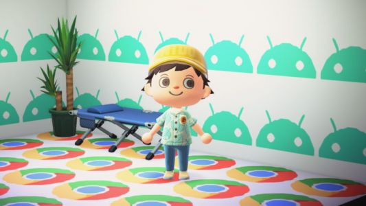 Here are some Android design patterns for Animal Crossing: New Horizons