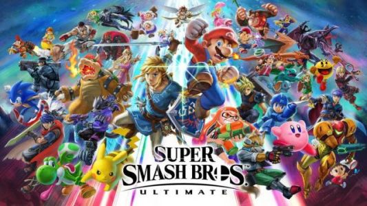 Super Smash Bros. Ultimate is the Fastest Selling Switch Game in the UK