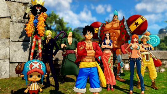 Review: One Piece: World Seeker