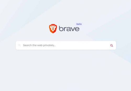 Brave Search Arrives To Take On Google With Its Privacy-First Approach