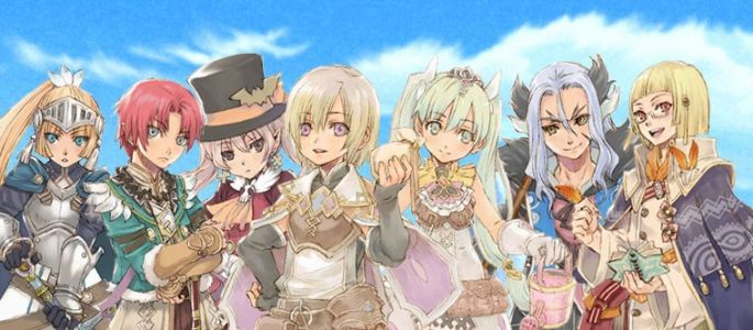 Rune Factory 5 Announced For Switch Alongside Remaster Of 4