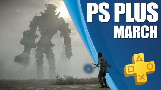Shadow of the Colossus and Sonic Forces Coming to PlayStation Plus in March 2020