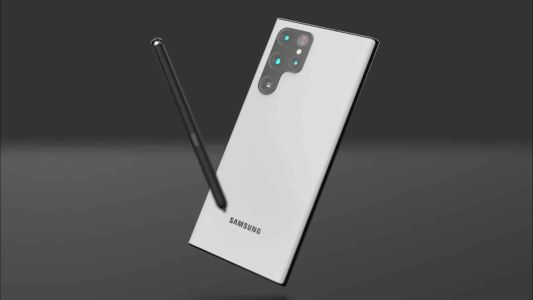 Galaxy S22 Ultra Design Depicted By A Concept Smartphone Designer: Video