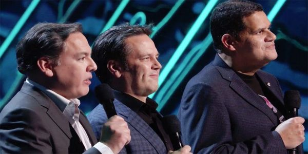 Major Game Awards 2018 Moment Almost Didn't Happen | Game Rant