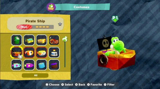 Yoshi's Crafted World gets a demo later today