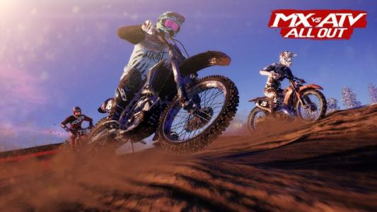 MX vs. ATV All Out Launches September 1 for Switch