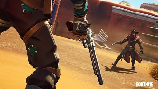 The Wild West Comes to Fortnite in New Update, Dynamite Already Disabled