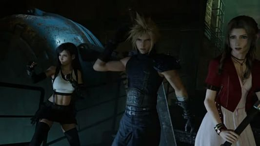 Final Fantasy 7 Remake is a Timed PS4 Exclusive