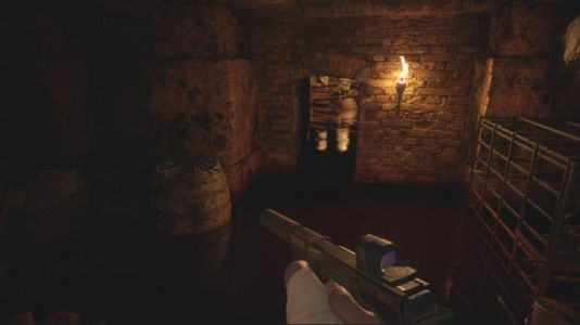 Resident Evil Village Part 5 - Wine Cellar, Terrace, and Courtyard